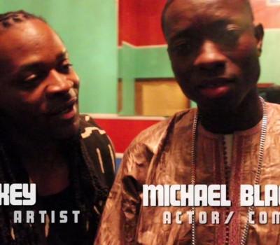 LowKey - Michael Blackson - Feels Like Africa - behind the scenes